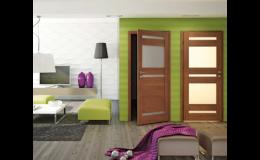 Interiérové dveře, EVOokna