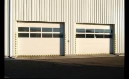 Průmyslová vrata, Hanoka, Kladno