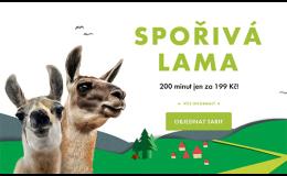 Vyberte si nejvýhodnější tarif od Lama mobile