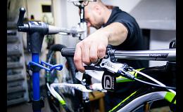 BIKESPACE - cykloservis, jízdní kola i příslušenství