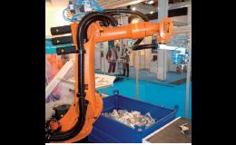 Stazione di lavoro robotizzata Bin-Picking