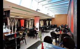 hotelová restaurace pro gurmánský zážitek