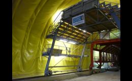 Hydroizolace tunelů
