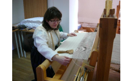 Ruční tkaní, Lidové tradice a řemesla, o.p.s., Uherský Ostroh