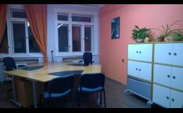 Pronájem kanceláří, Praha
