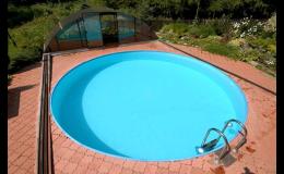 bazény na klíč