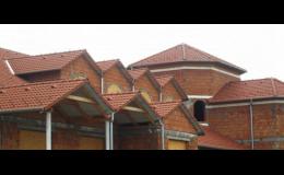 Realizace střech, Moravský Krumlov