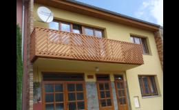 Dřevěná okna, TRONET, spol.s r.o, Dačice