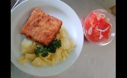 Obědy z jídelny Mikeš