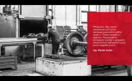 přestavby a opravy železničních nákladních vozů