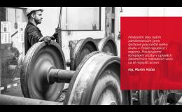 revize, přestavby a opravy železničních nákladních vozů