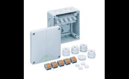 Spojovací krabice, SPELSBERG spol.s r.o. Elektroinstalační materál
