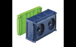 Vestavná přístrojová krabice, SPELSBERG spol.s r.o. Elektroinstalační materál