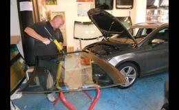 AUTOSKLO TRIO - spolehlivá péče o vaše autoskla