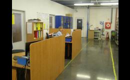 chráněná dílna poskytuje firmám náhradní plnění