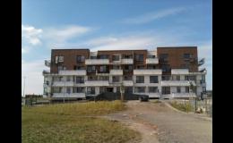 Výstavby bytových domů, Stavby Nisa s.r.o., Liberec