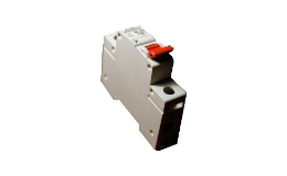 Elektroinstalační materiál: jistič BONEGA