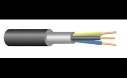 Elektroinstalační materiál: kabel CYKY 3C x 1,5
