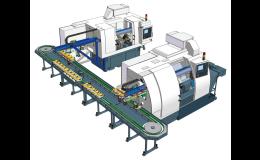 CNC stroje - automatické hřídele