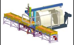 CNC stroje - automatické rotory