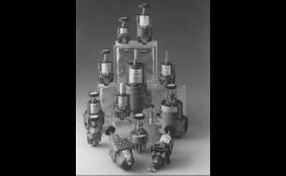 strojírenská výroba - regulátory
