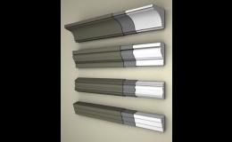 Fasádní profily - dekorativní prvky, SEPAS a.s.