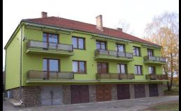 Rekonstrukce, fasáda a oprava balkonů: Zednictví, Jiří Pokorný