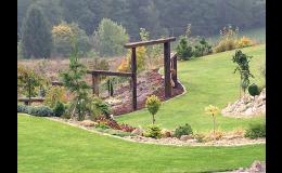 Realizace zahrad, projekty, GARD&N, Uherské Hradiště