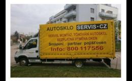 AUTOSKLO SERVIS CZ Praha