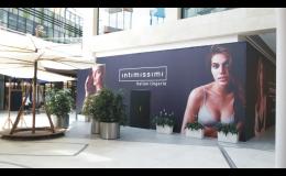 Reklamní folie, velkoformtový tisk, Olomouc