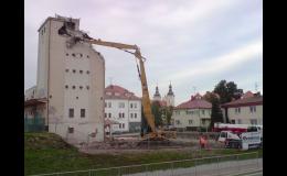 demoliční práce bez omezení