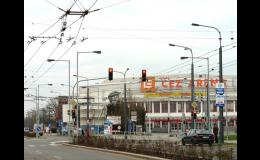 Semafory u křižovatky - AMAKO