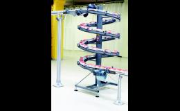 Hliníkové a nerezové dopravníky -  FlexLink Systems