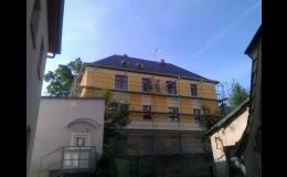 rekonstrukce, stavby