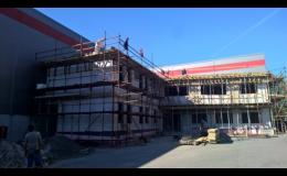 profesionální stavební činnost