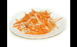 Čištěná zelenina