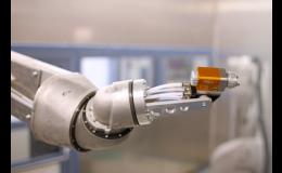 lakování za pomoci robotické techniky