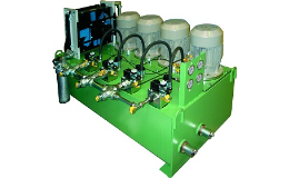 hydraulické agregáty