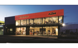 KTM AUTONOVA  - showroom