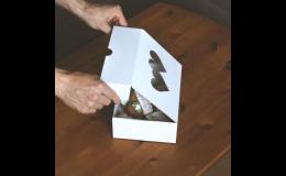 Krabička na výslužku, papírové obaly - Model Pack Shop