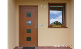 Moderní a kvalitní dřevěná okna i dveře od firmy BARAN - FMB.