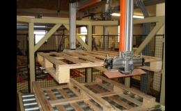 Vyrábíme dřevěné palety podle požadavků zákazníka.