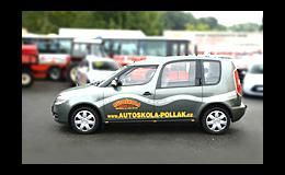 V naší autoškole si můžete sami vybrat auto i učitele.