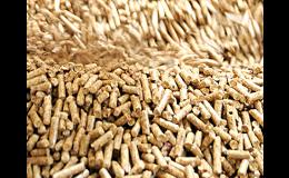 Ekologické a ekonomické dřevěné pelety vyrábí K-Produkt Znojmo.