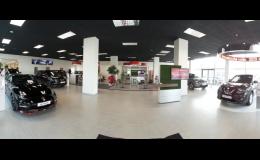Autosalon Nissan