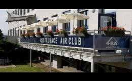 restaurace AIR CLUB Praha Ruzyně