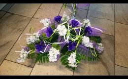květinová vazba, Opava
