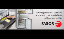 PERFEKT SERVIS - garant servisu a hlavní dodavatel náhradních dílů značky FAGOR.