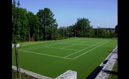 Forward tenis, to je výstavba, rekonstrukce a údržba sportovišť na klíč.