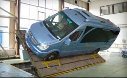 Schvalování zvláštních vozidel